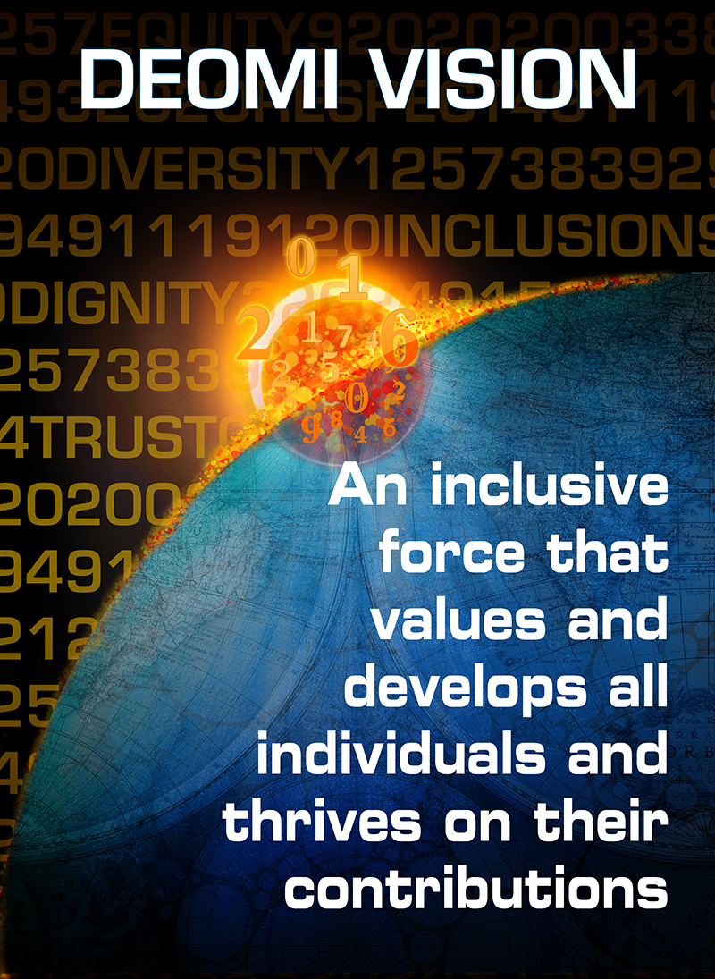 Poster Image of DEOMI Vision Statement