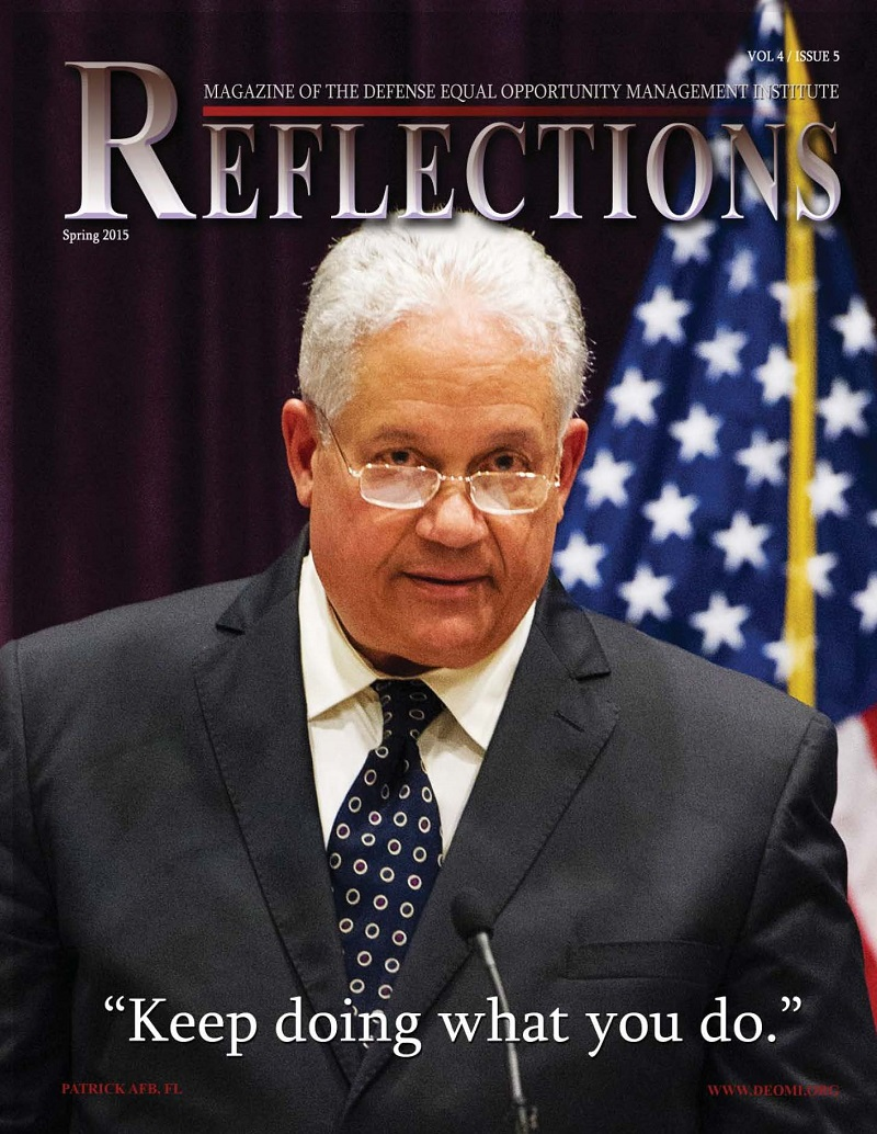 Image of Spring 2016 Reflections Magazine Covers