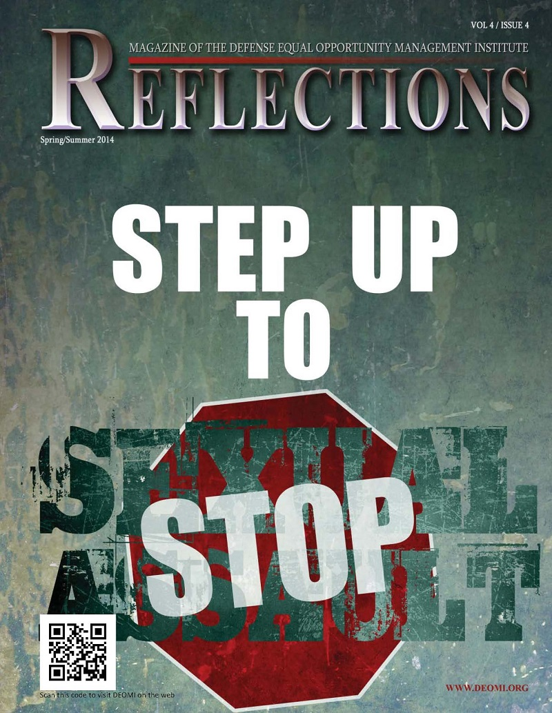 Image of 2014 Reflections Magazine Cover