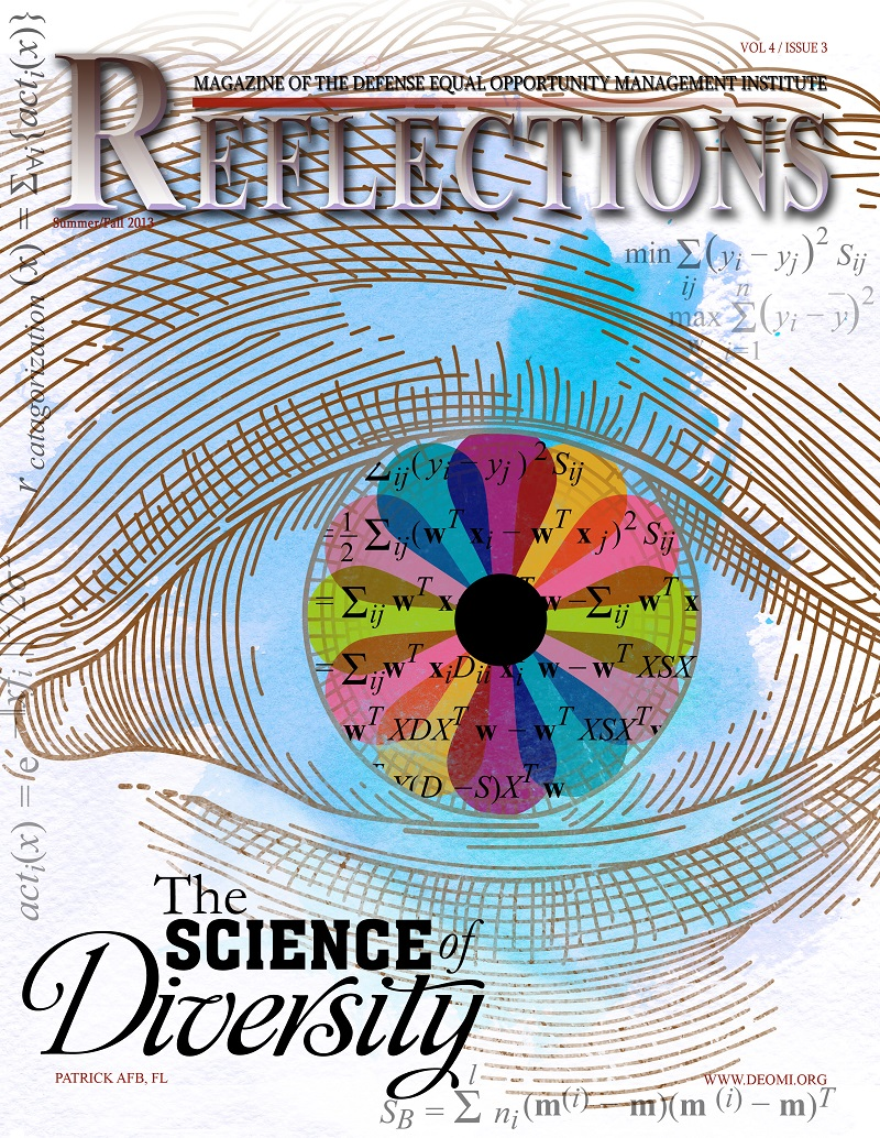 Image of 2013 Reflections Magazine Cover