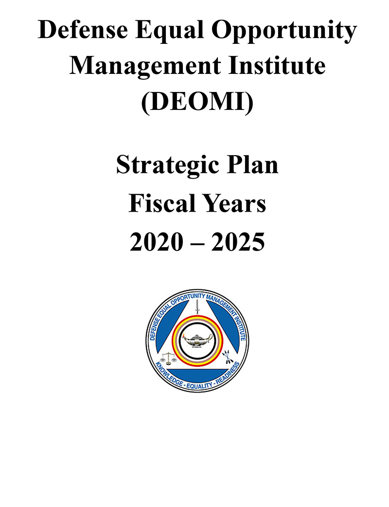Image of Strategic Plan Coverpage