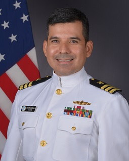 Photo Commander Sanchez