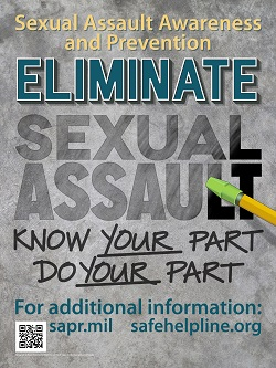 Image 2015 Sexual Assault Awareness Poster