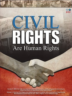 Civil Rights Poster