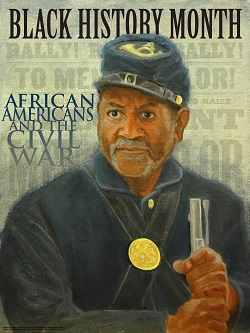 Image of 2011 BHM Poster