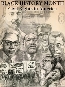 Image of 2014 BHM Poster