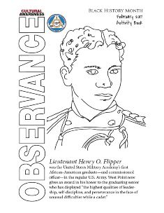 Image of 2017 BHM Activity Book