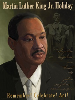 Image of 2008 MLK Poster