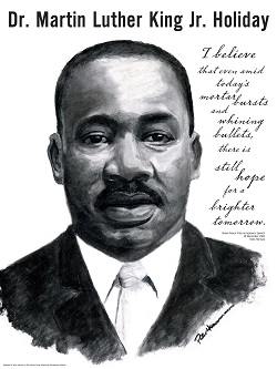 Image of 2009 MLK Poster
