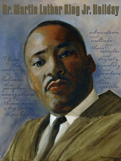 Image of 2010 MLK Poster