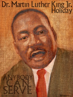 Image of 2011 MLK Poster