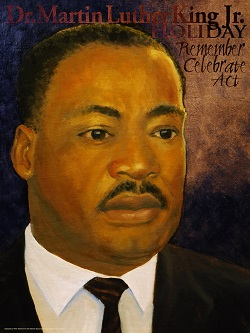 Image of 2012 MLK Poster