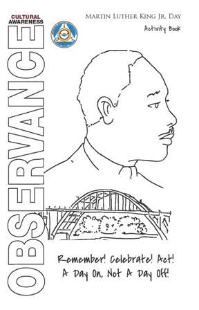 Image of 2018 MLK Activity Book
