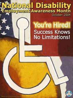 Image of 2004 NDEAM Poster
