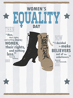 Image of 2019 Women's Equality Day Poster